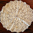 Madeira Lace Doily