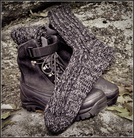 Quick & Thick Mountain Man Socks
